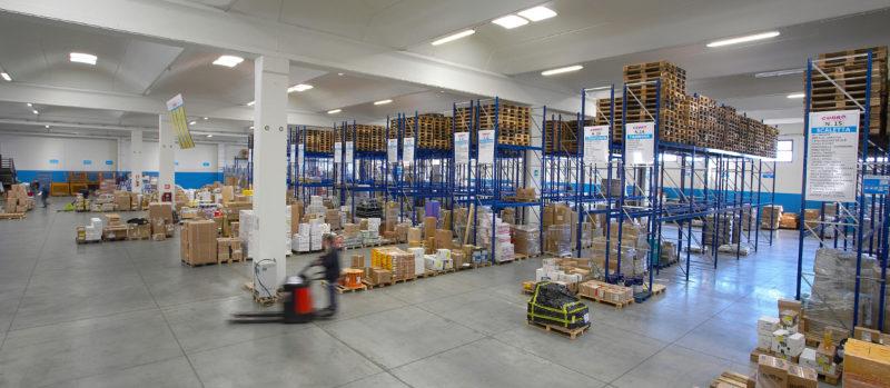 Currò Logistica Deposito